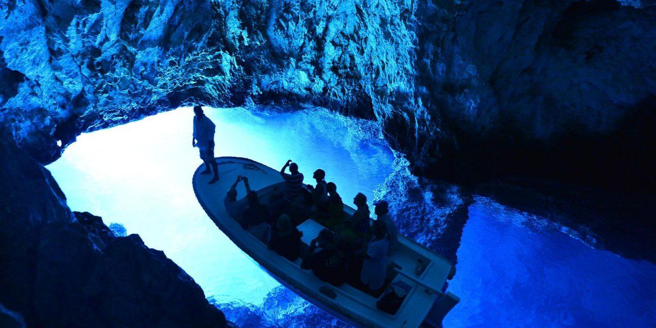 BLUE CAVE & 5 ISLANDS TRIP